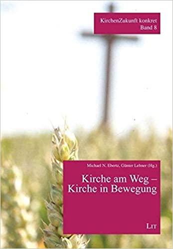 """Buchcover """"Kirche am Weg - Kirche in Bewegung"""""""