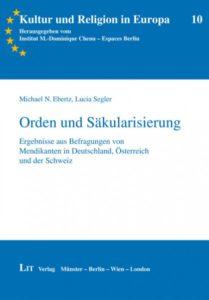 Buchcover: Orden und Säkularisierung
