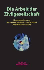Buchcover: Die Arbeit der Zivilgesellschaft