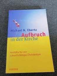 Buchcover: Aufbruch in der Kirche
