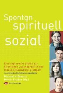 Buchcover: Spotan spirituell sozial