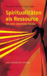 Buchcover: Spiritualität als Ressource